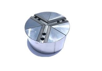 China HIGHER FULL GRIP PIE JAWS , ROUND JAWS FOR FULL CLAMING factory