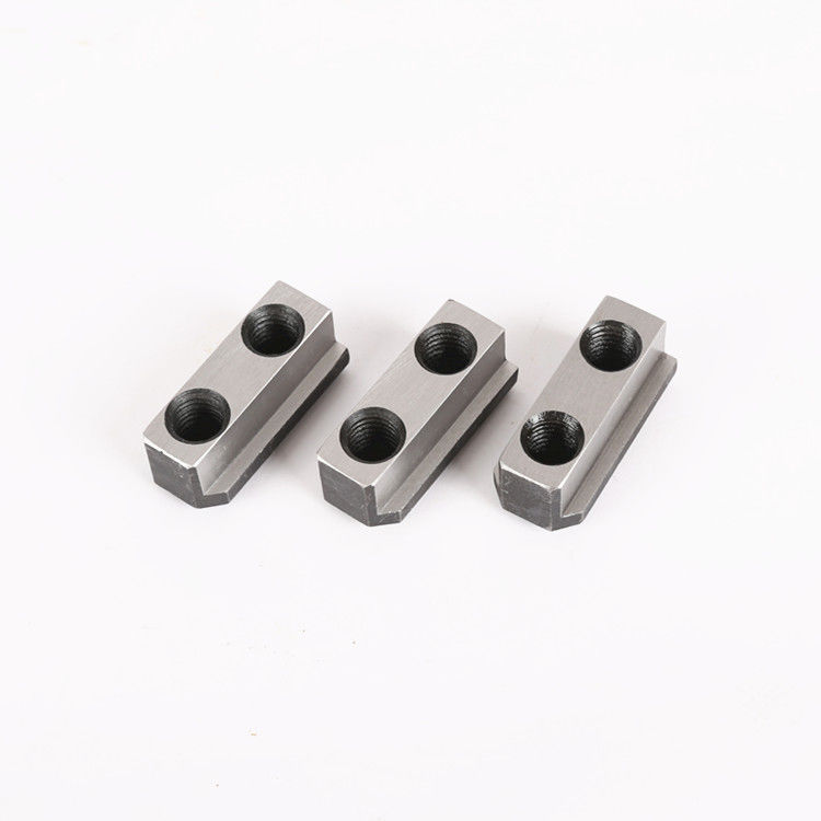 HIGH QUALITY STANDARD T NUTS FOR THROUGH HOLE POWER CHUCK supplier